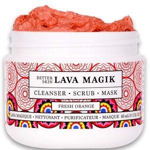 2$30 Better Skin Co Lava MagiK Cleanser Scrub Mask